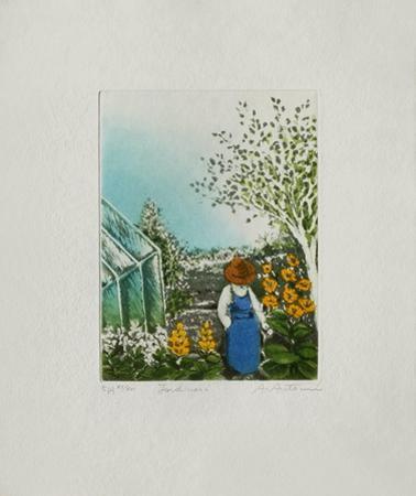 Jardiner by Annapia Antonini