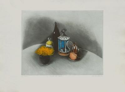 L'Huile De Noix by Annapia Antonini