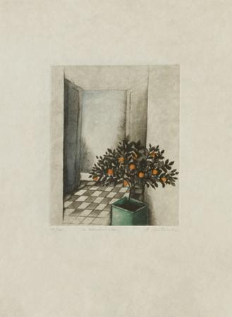 Le Mandarinier by Annapia Antonini