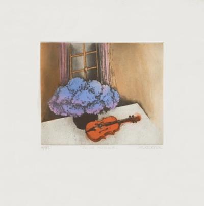 Soirée Musicale by Annapia Antonini