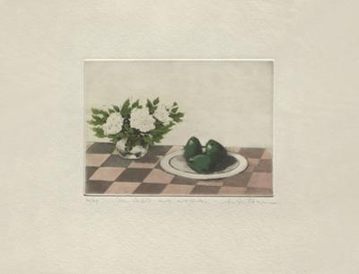 Table Aux Avocats by Annapia Antonini
