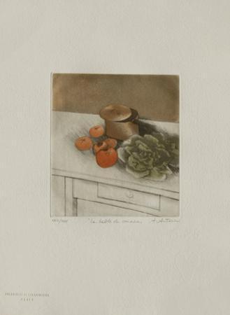 Tables : La Table De Cuisine by Annapia Antonini