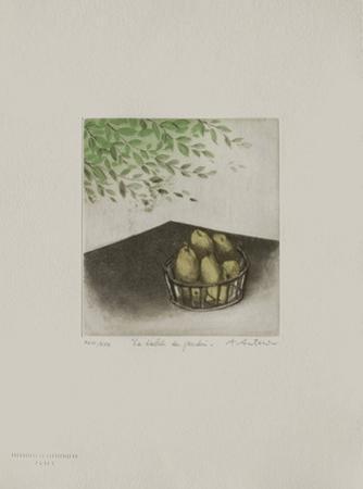 Tables : La Table Du Jardin by Annapia Antonini