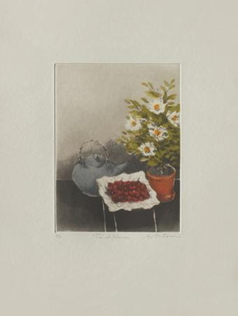 Thé Et Fleurs by Annapia Antonini