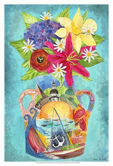 Annapolis Bouquet-Kaeli Smith-Art Print