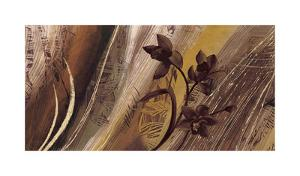 Bouquet d'Or I by Anne Brochard