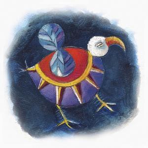 OiseauInca by Anne Cote