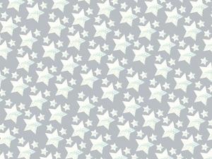 Pattern E?toiles Silver by Anne Cote