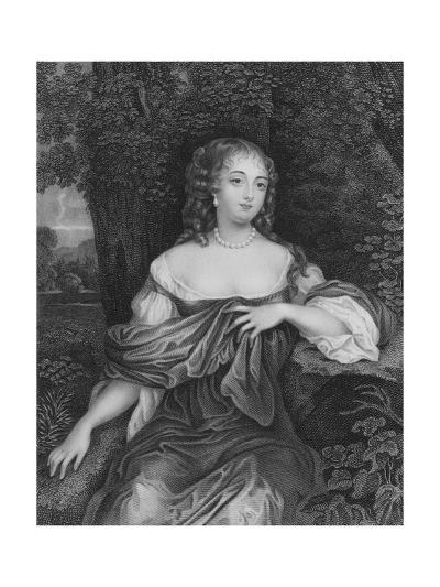 Anne, Countess of Southesk-Sir Peter Lely-Giclee Print