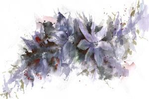 Climbing Clematis by Anne Farrall Doyle