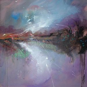Landscape by Anne Farrall Doyle