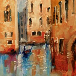 Venice II by Anne Farrall Doyle