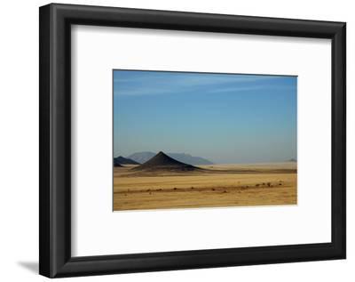 Namibian Landscape Near Sossusvlei