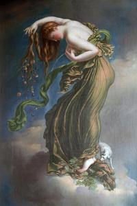 Autumn, C1887- 1924 by Anne-Louis Girodet de Roussy-Trioson