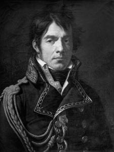 Baron Dominique Jean Larrey (1766-1842) 1804 by Anne-Louis Girodet de Roussy-Trioson
