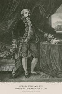 Carlo Buonaparte by Anne-Louis Girodet de Roussy-Trioson