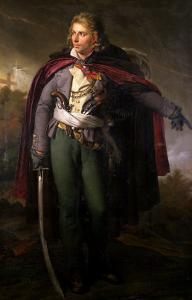 Jacques Cathelineau 1824 by Anne-Louis Girodet de Roussy-Trioson