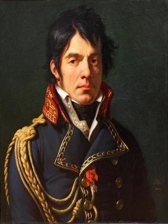 Portrait of Dominique Jean Larrey (1766-184), 1804
