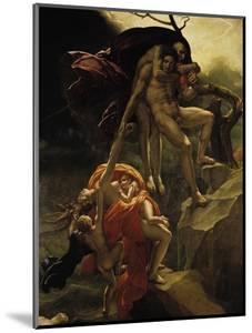 The Flood, 1806 by Anne-Louis Girodet de Roussy-Trioson