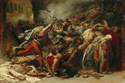 The Revolt of Cairo, C.1810
