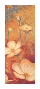 Floral Poetry II by Anne Michaels