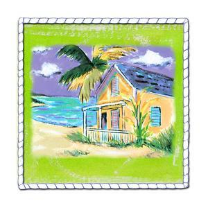 Beach-Front Cottage by Anne Ormsby