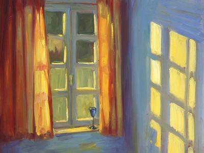Anne's Window-Pam Ingalls-Giclee Print