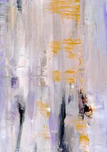 Abstract I by Anne Seay