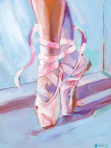 Ballet Shoes by Anne Seay