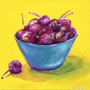 Bing Cherries by Anne Seay