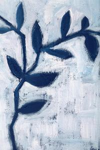 Blue and White I by Anne Seay