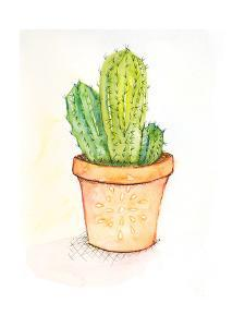 Cactus II by Anne Seay