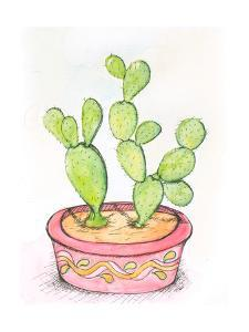 Cactus by Anne Seay