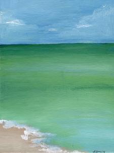 Calm Sea by Anne Seay