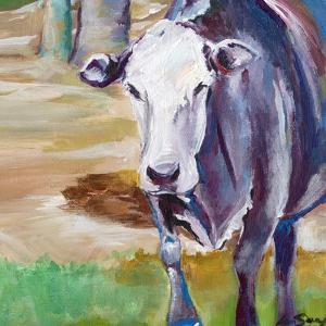Cow by Anne Seay