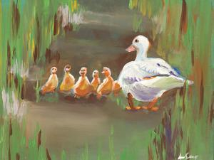 Ducks by Anne Seay