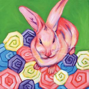 Easter Bunny by Anne Seay