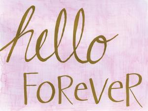 Hello Forever by Anne Seay