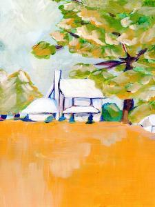 Hilltop House by Anne Seay