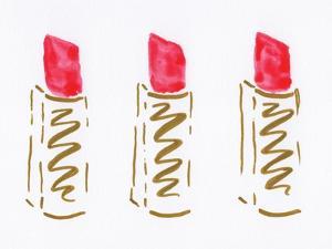 Lipstick Trio by Anne Seay