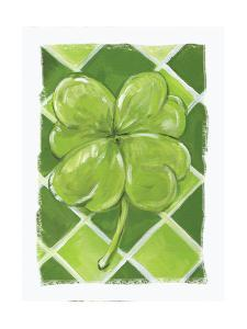 Lucky Clover by Anne Seay