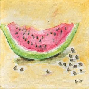 Mmelon by Anne Seay