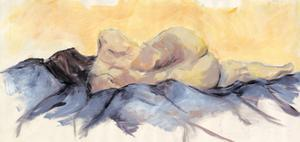 Nude II by Anne Seay