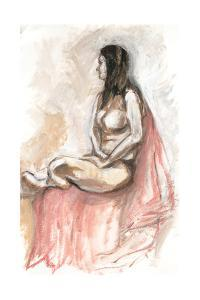 Nude III by Anne Seay