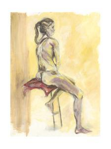 Nude IV by Anne Seay