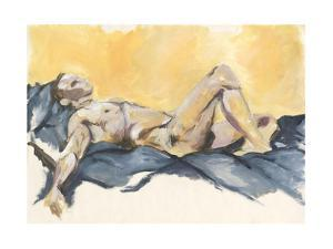 Nude VIII by Anne Seay