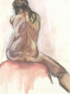 Nude X by Anne Seay