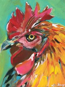 Rooster by Anne Seay