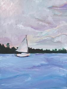 Sailboat by Anne Seay
