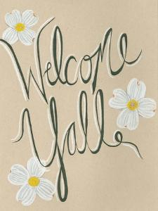 Welcome by Anne Seay